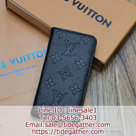 LOUIS VUITTON IPHONE XS MAX 手帳ケース